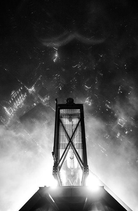 Vertigo - Álvaro Sánchez Leache Photography