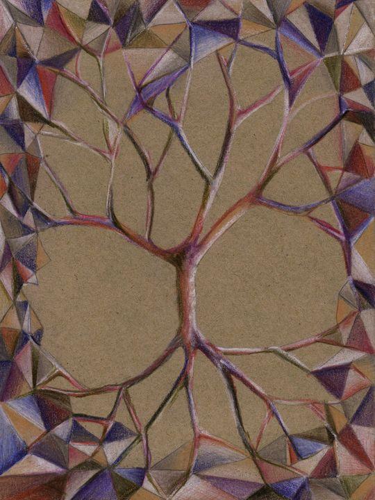 Tree of Life - Karmaela by Michelle Zhang: Art   Fashion   Design