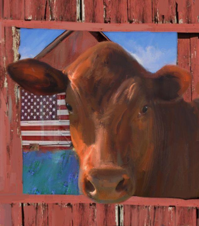 Happy Cow - Julianne Ososke