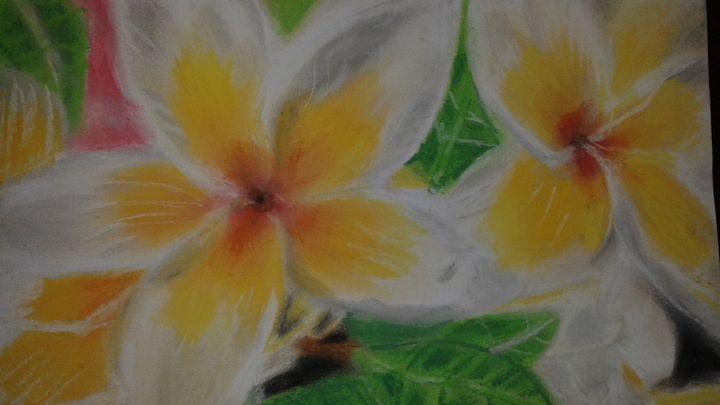 Flowers - Amanda Reyes Gallery