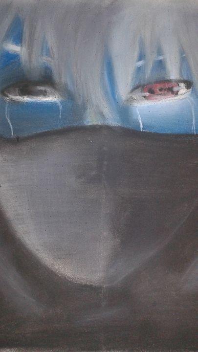 Kid Kakashi - Amanda Reyes Gallery
