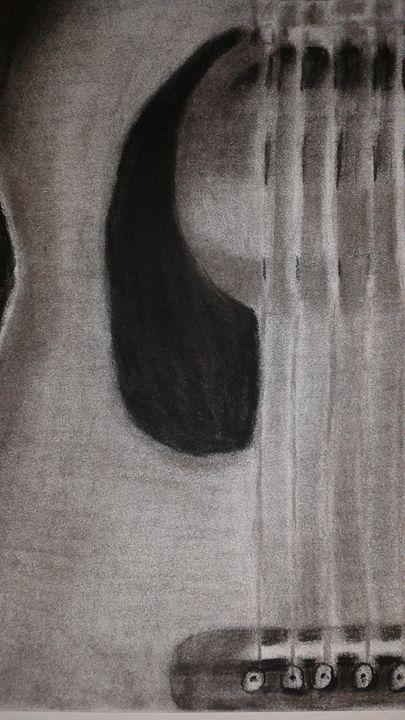 Guitar - Amanda Reyes Gallery