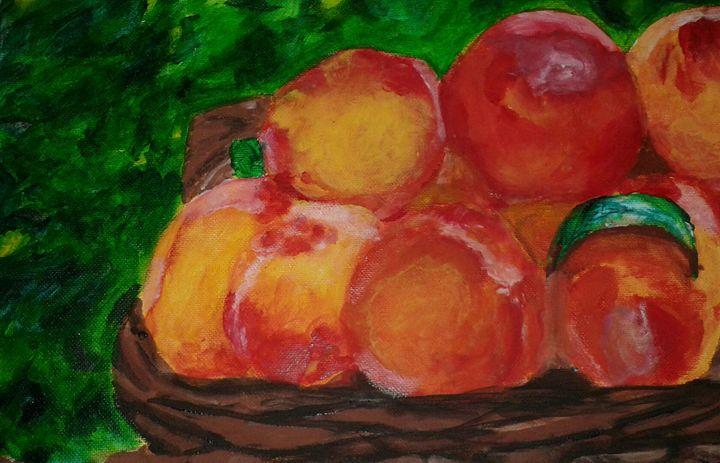 Peaches - Amanda Reyes Gallery