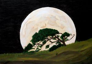 Fullmoon - Heijdi's fantastic painted World