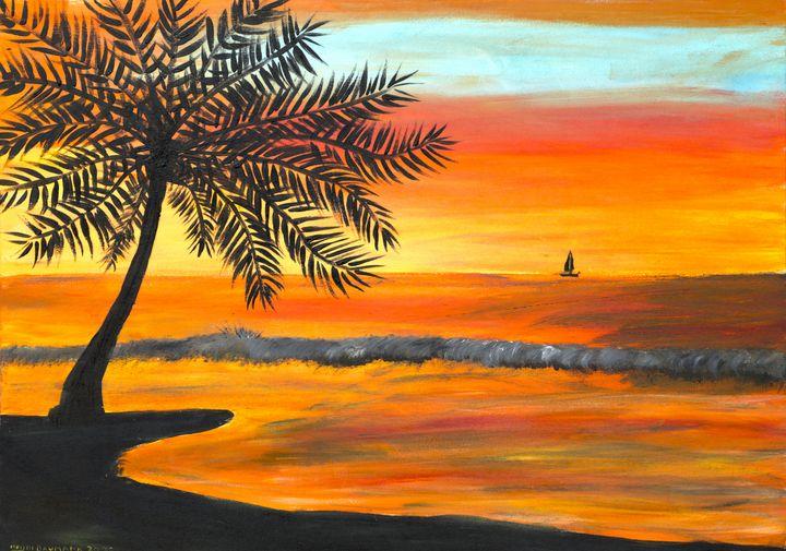 Longing - Heijdi's fantastic painted World