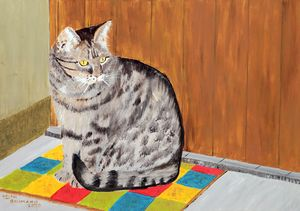 Tiggie - Heijdi's fantastic painted World