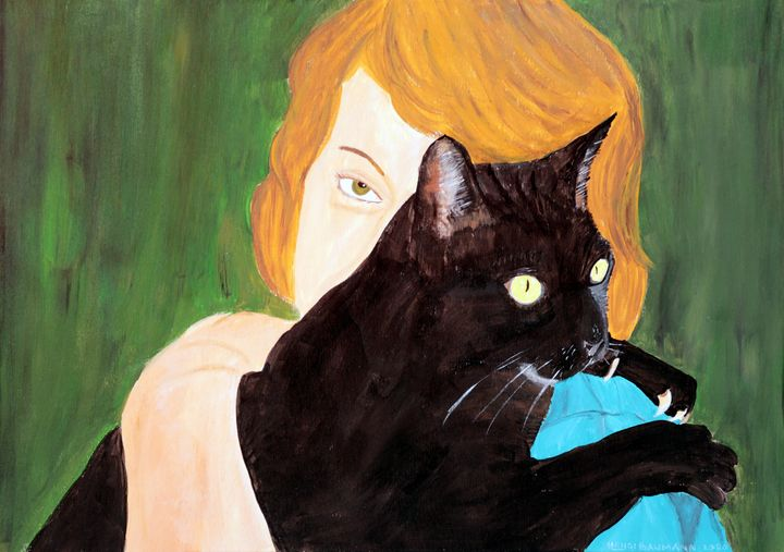 Everlasting Love - Heijdi's fantastic painted World