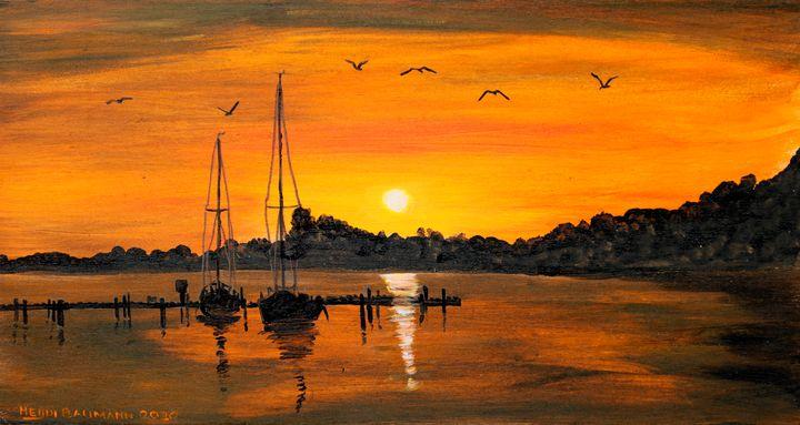 The Marina - 02 - Heijdi's fantastic painted World