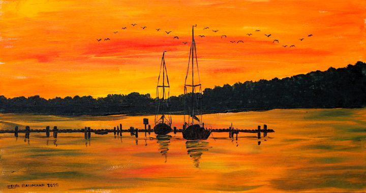 The Marina - 01 - Heijdi's fantastic painted World