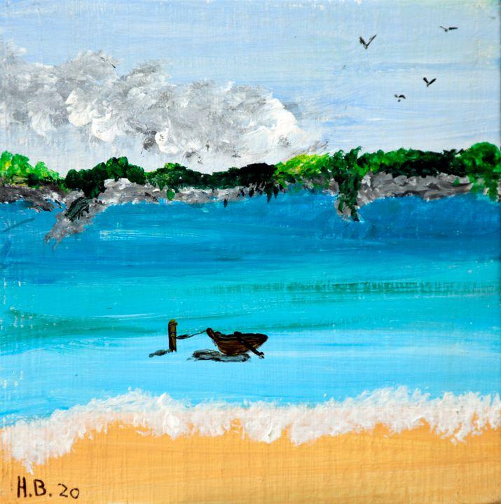 Little Bay - 01-LSU - Heijdi's fantastic painted World