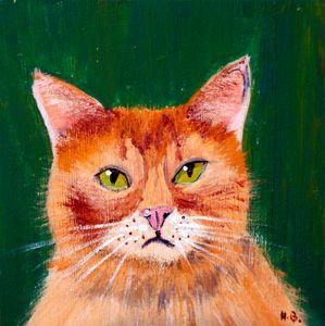 Cat - 09-LSU - Heijdi's fantastic painted World