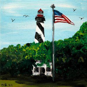 Little St. Augustine - 01-LSU - Heijdi's fantastic painted World