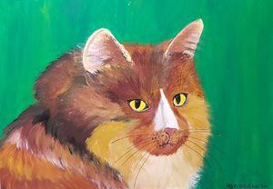 Peggy - Heijdi's fantastic painted World