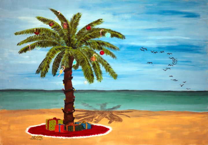 Merry X-Mas / 02 - Heijdi's fantastic painted World