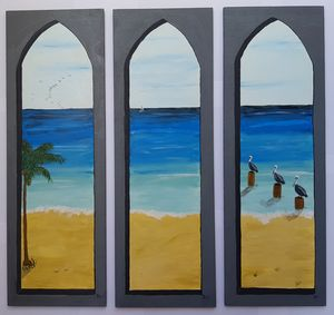 The window to the sea