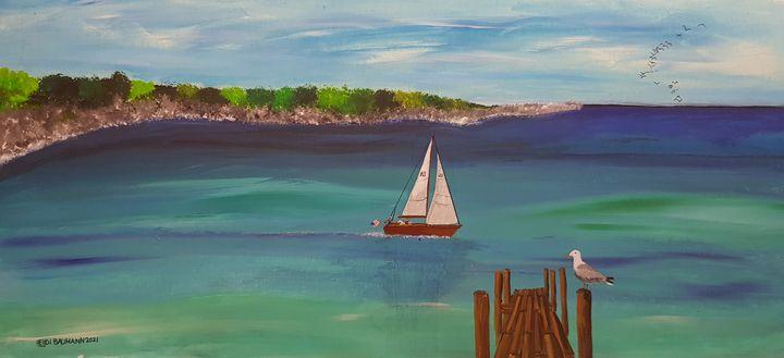 sailing trip - Heijdi's fantastic painted World