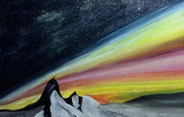 The Light 01 - Heijdi's fantastic painted World