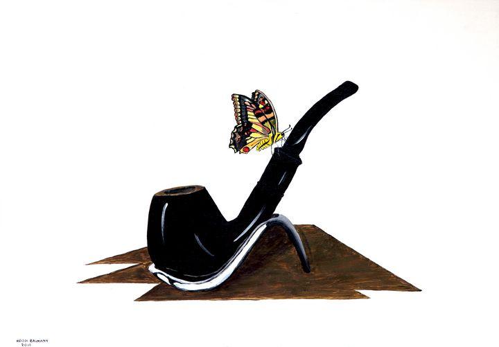 Fly Smoke - Heijdi's fantastic painted World