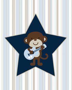 Monkey Rockstar