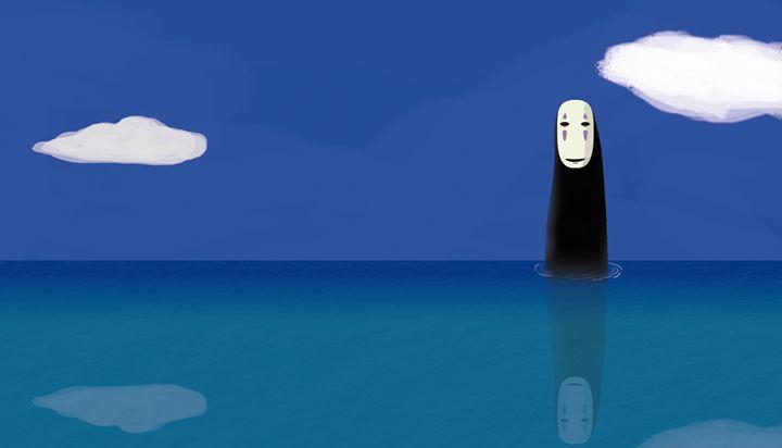 No-Face (Kaonashi) - Alvaro Núñez