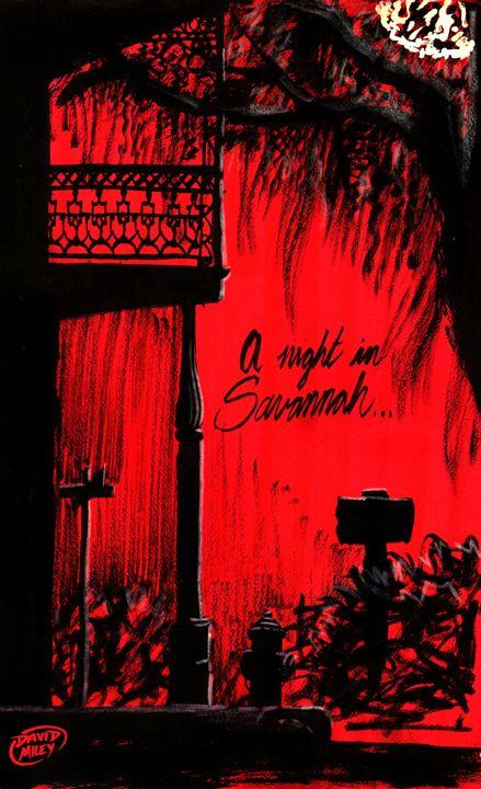 Savannah Night - David Miley
