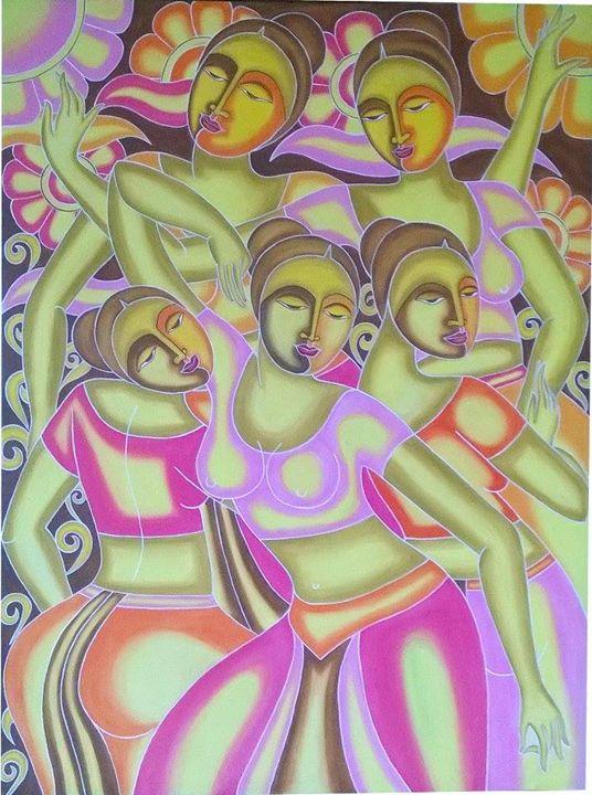 Dancers - Diana