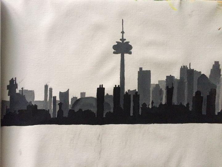 Toronto Skyline - Mike