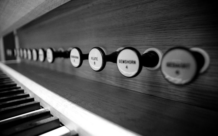 Cathedral Organ - Conor Lynch Photography