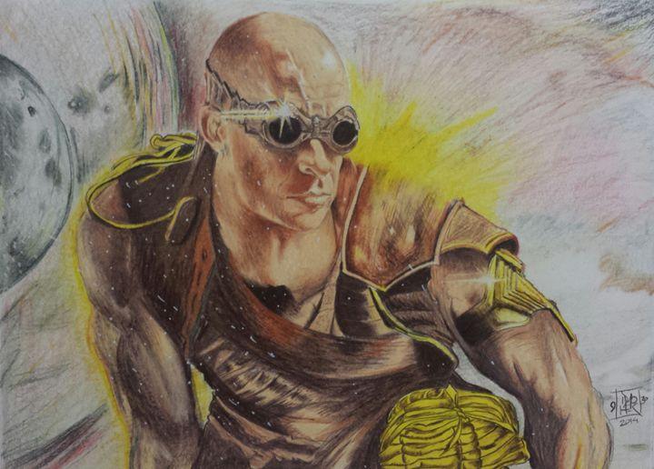 Riddick - dMo Herr
