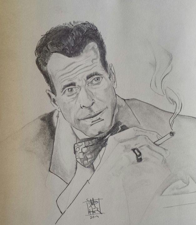 Humphrey Bogart - dMo Herr