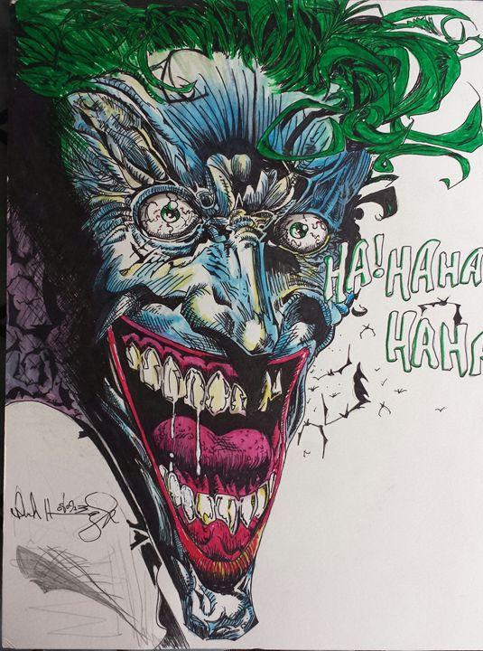 Joker - dMo Herr