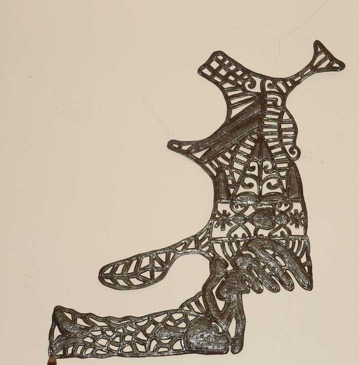 Guardian-Mermaid - Falaise Peralte