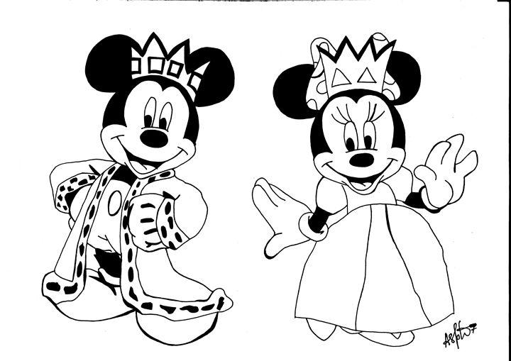 Mickey Mouse - Gupta