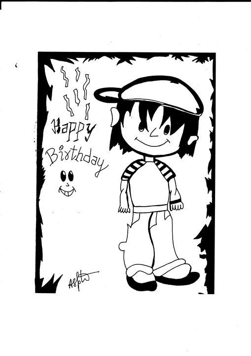 Happy Birthday - Gupta