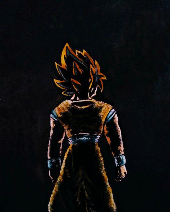 Son Goku - Artspot