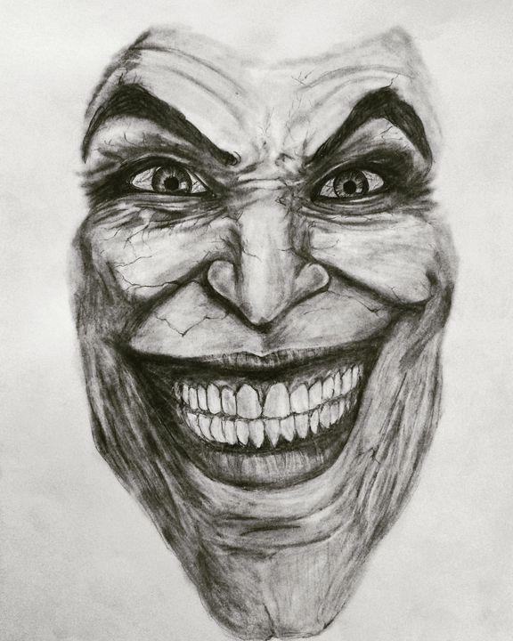 The Joker - Artspot
