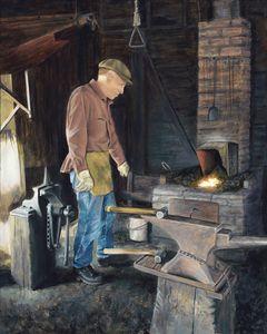 Coloma Blacksmith Shop