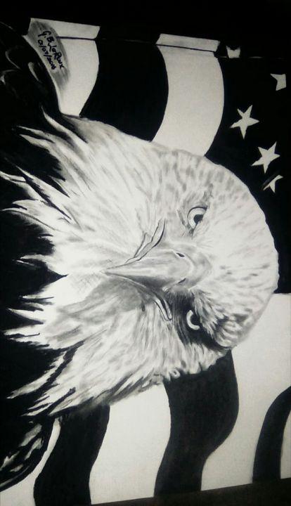 American Eagle - GLR LEGACY ART