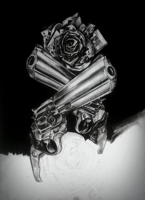 Guns n roses - GLR LEGACY ART