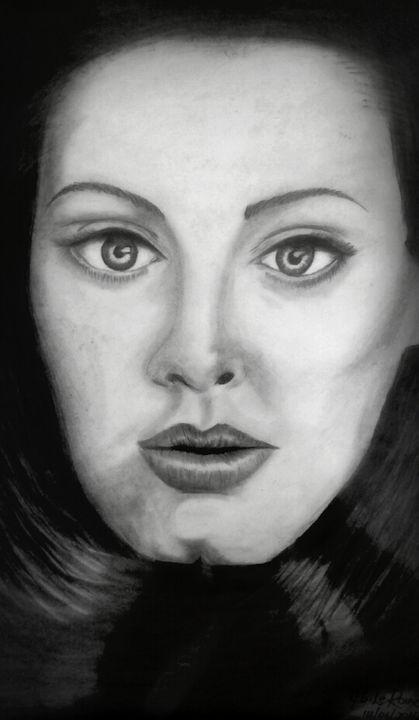 Adele - GLR LEGACY ART