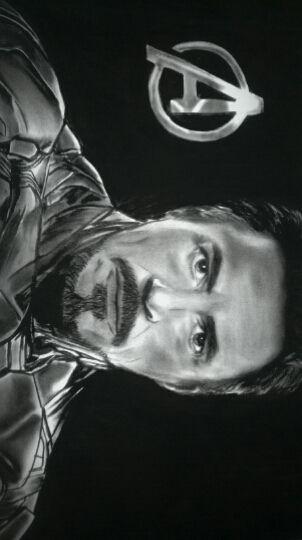 Iron Man - GLR LEGACY ART