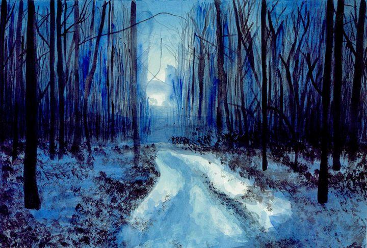 Dark Forest - Astral Kepeire