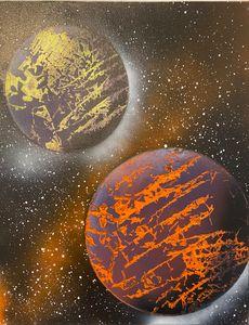 Purple planets 12