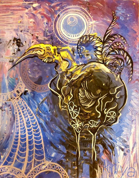 Bird - Kriya Fantasy