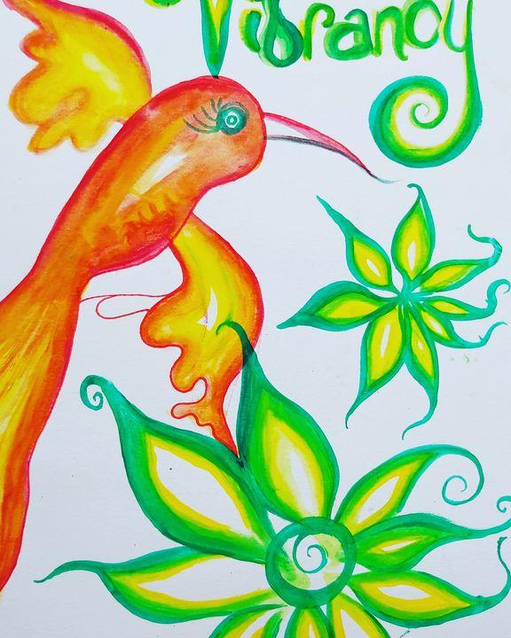 Vibrancy - Kriya Fantasy