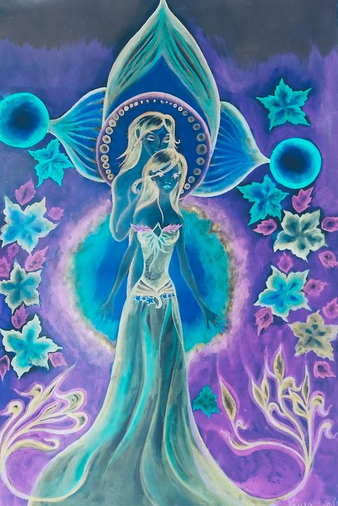 Violet Guardians - Kriya Fantasy