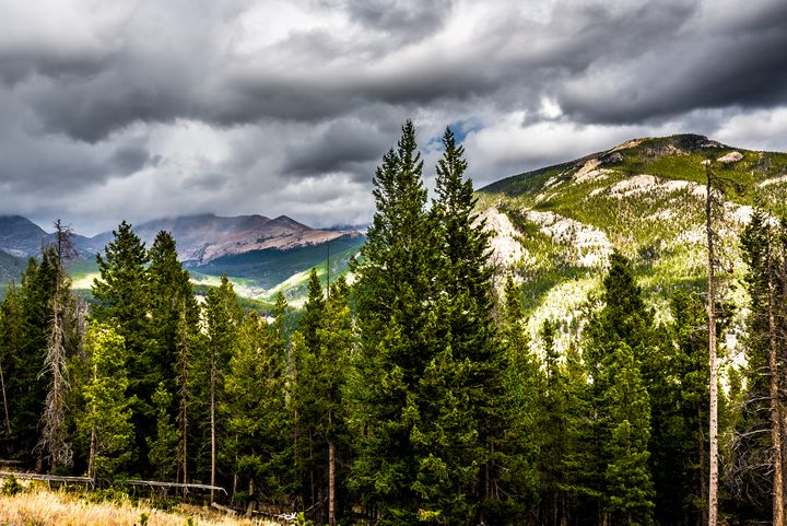 Majestic Mountains - James L Bartlett Photography
