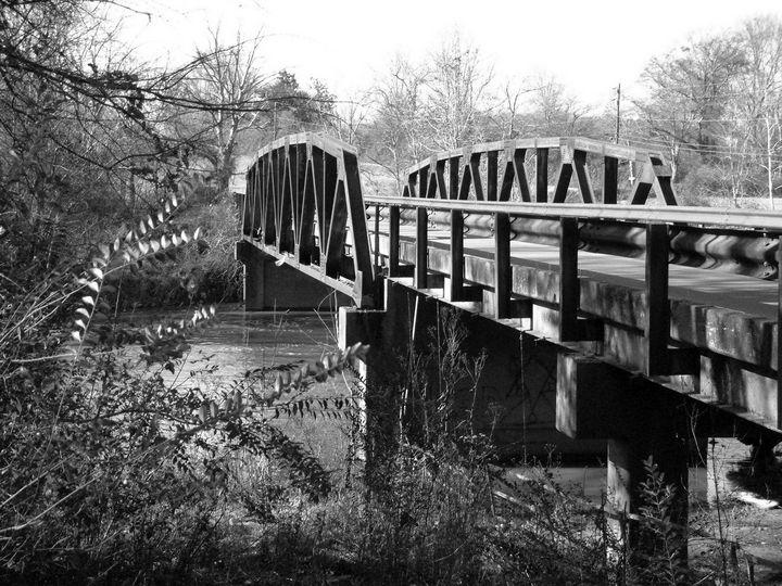 Country Bridge - James L Bartlett Photography