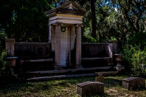 Wilcox Tomb at Bonaventure