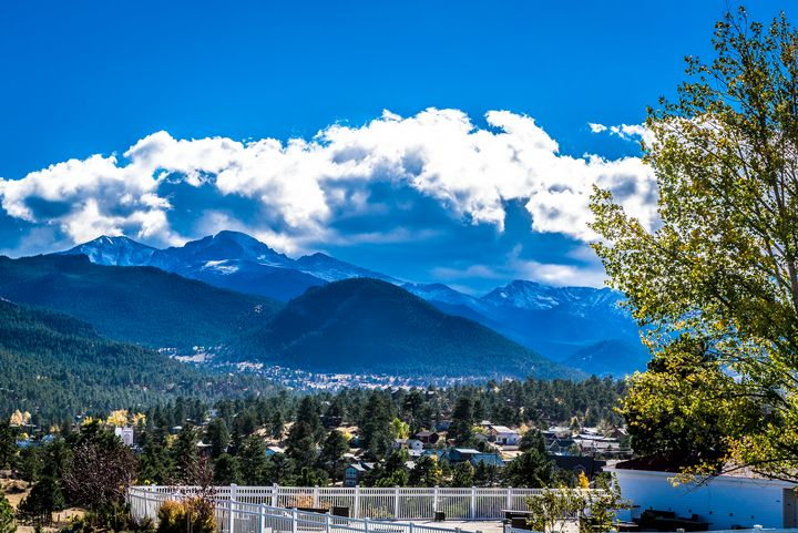 View From the Stanley - James L Bartlett Photography